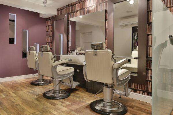 بهترین آرایشگاه مردانه شهرک غرب
